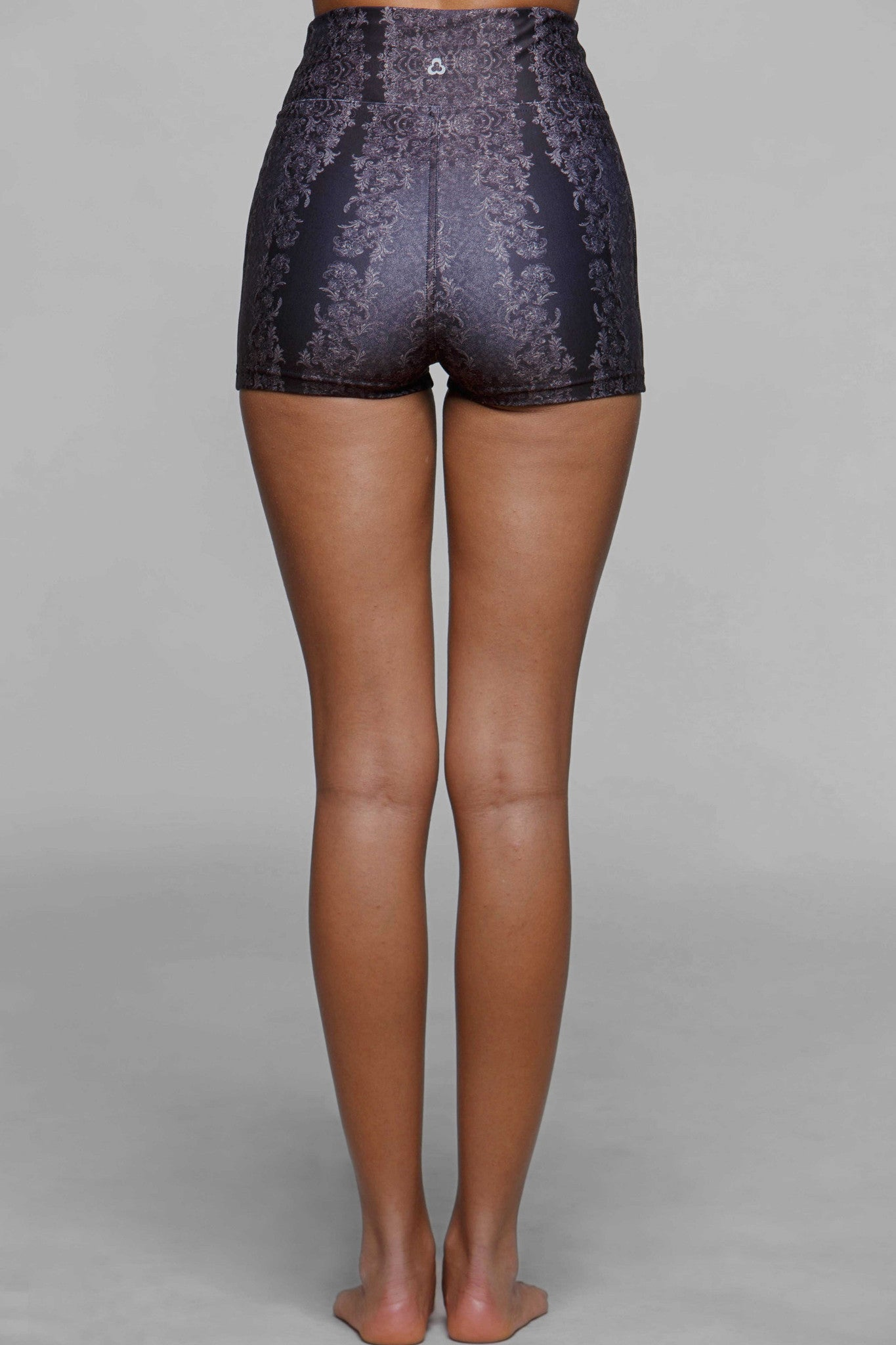Cosima High Waist Performance Short