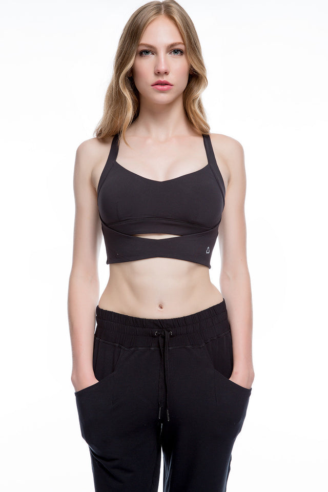 Java Medium Impact Bra