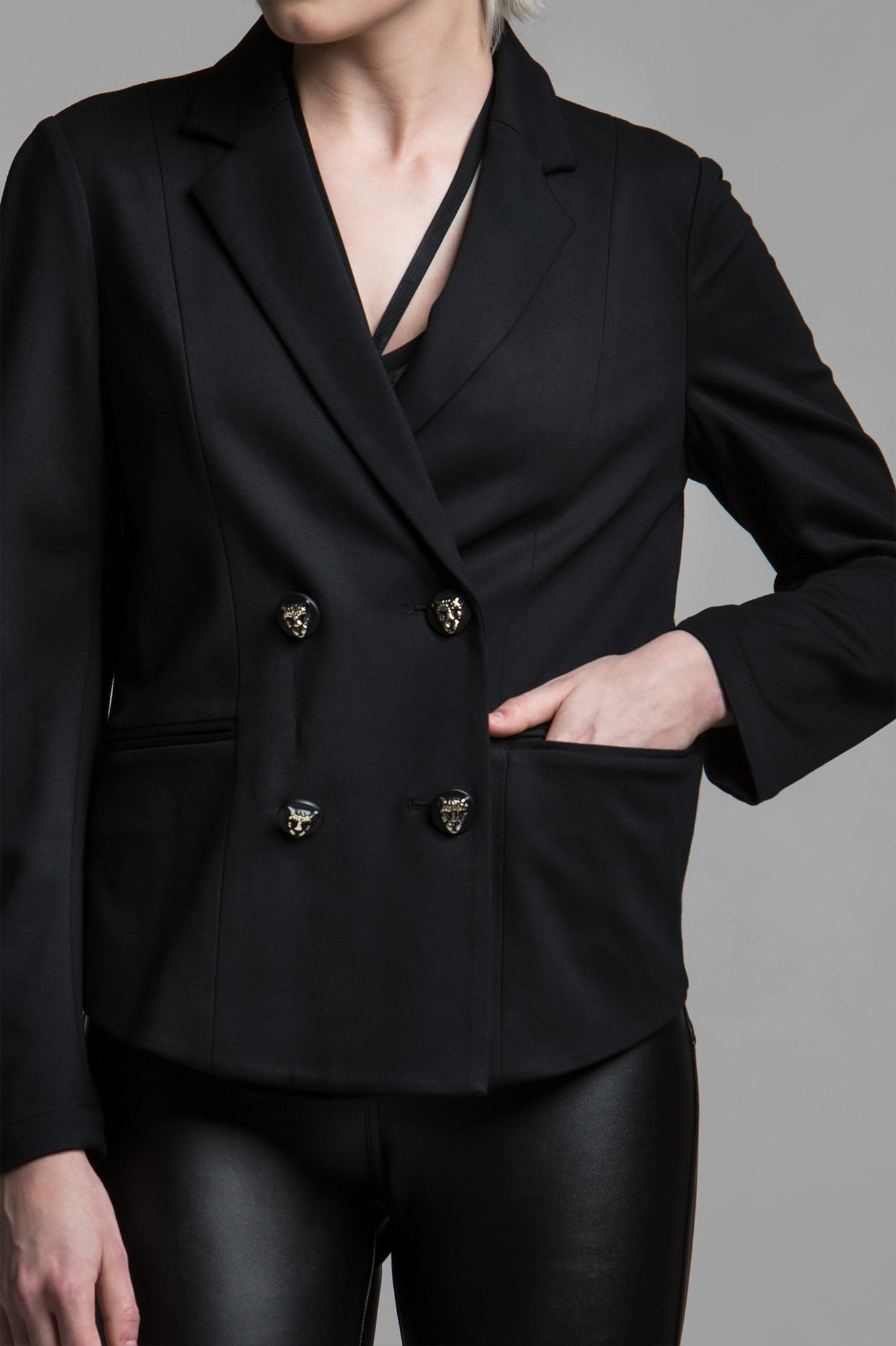 Blackjack Double Breasted Blazer
