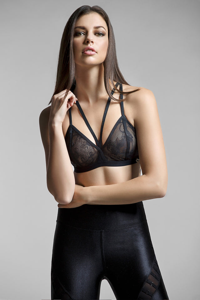 Carlota Lace Bralette - Titika Active Couture™ (Hong Kong)