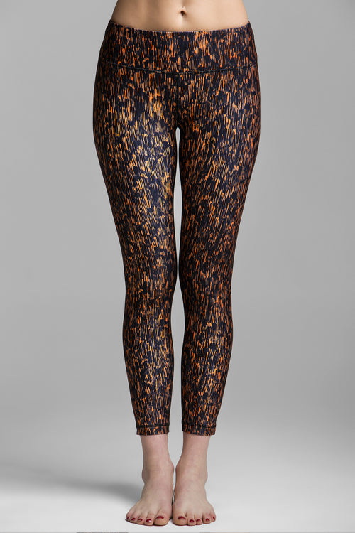 Lucky Digs Graphic Rain Legging - SALE