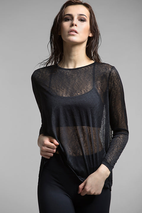 Iria Long Sleeve Top