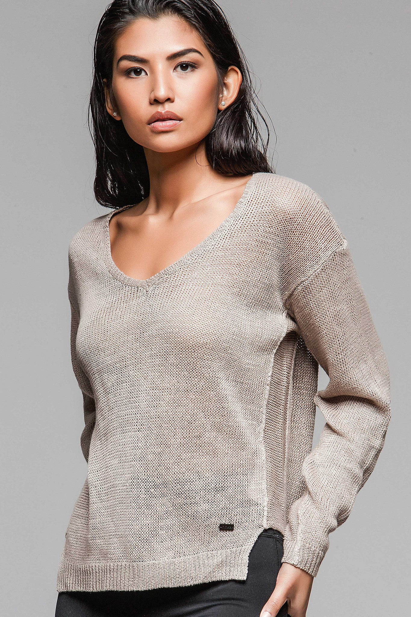 Linden Linen Light Sweater