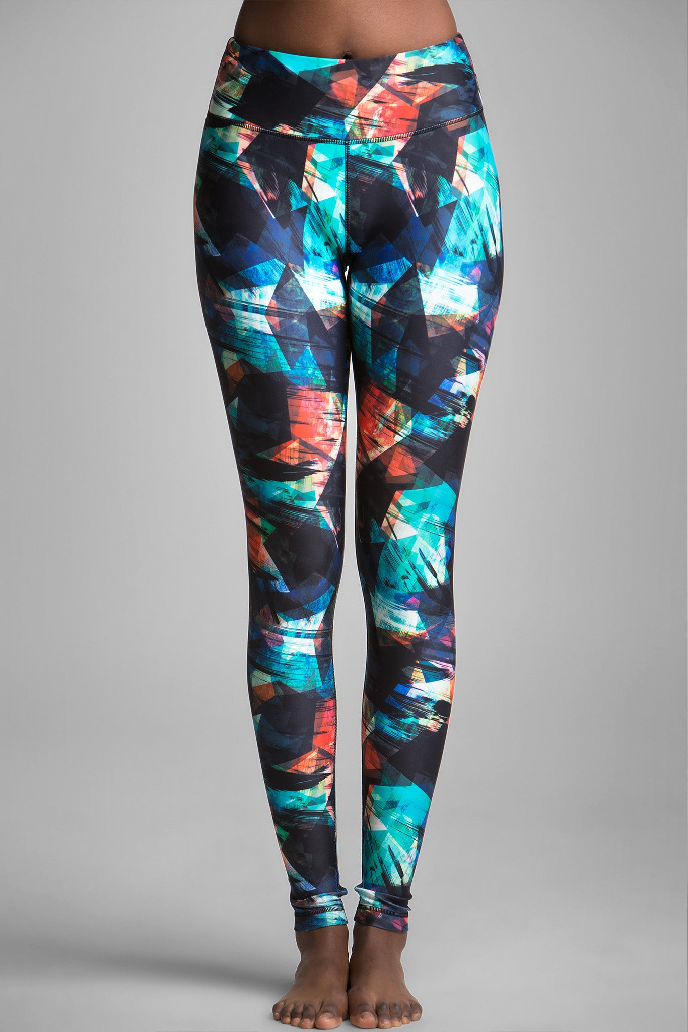 Lucky Graphic High Rise Leggings