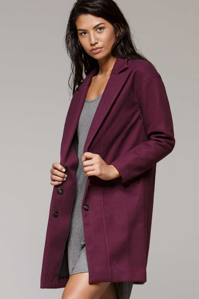Mac Winter Pea Coat