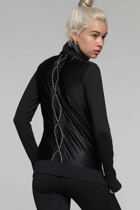 Abyss Performance Jacket - Titika Active Couture™ (Hong Kong)