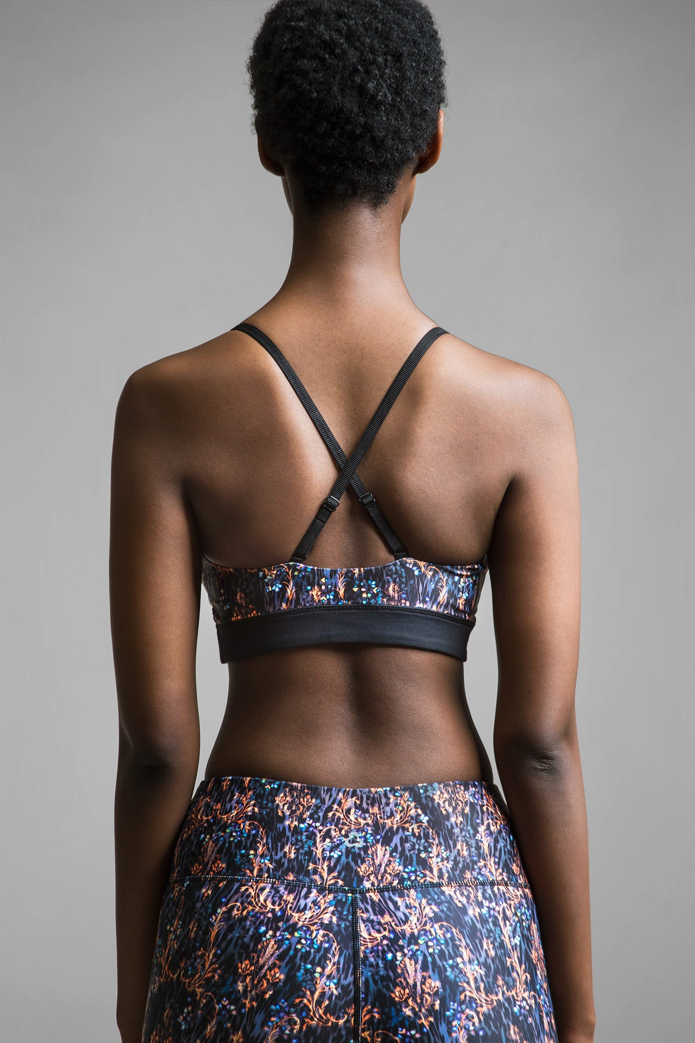 Graphic Light Impact Ramona Bra