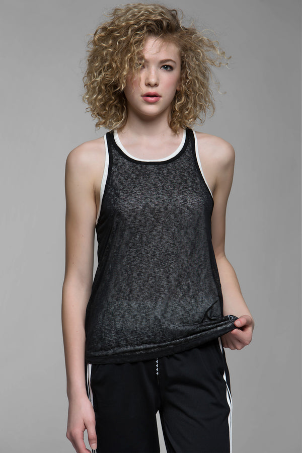 Tanisha Layered Tank - Titika Active Couture™ (Hong Kong)