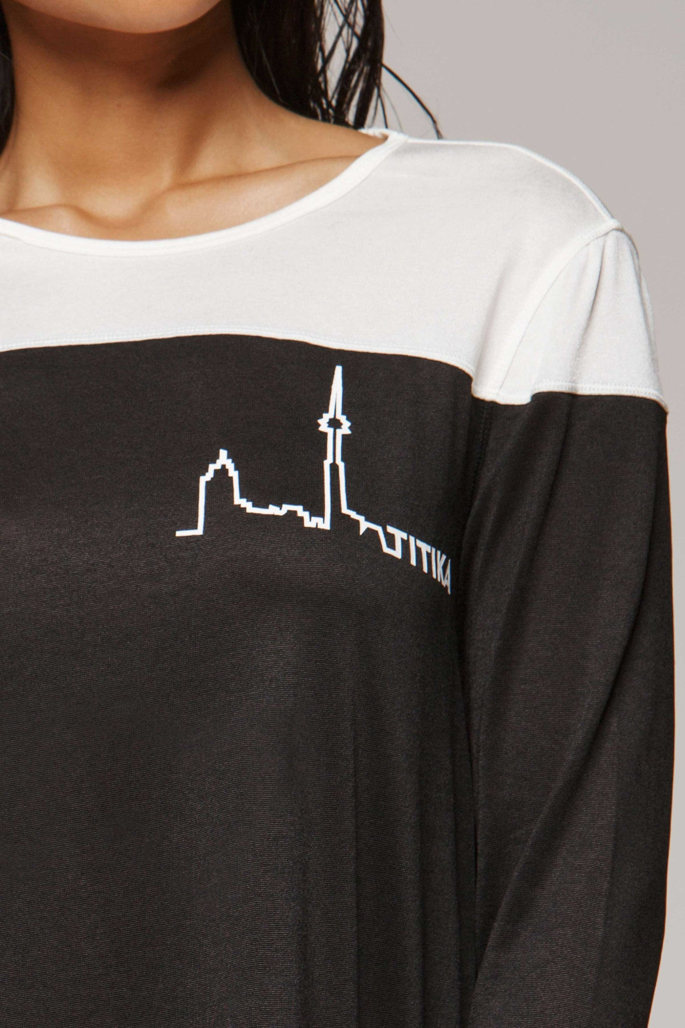 CN Tower Long Sleeve Tee