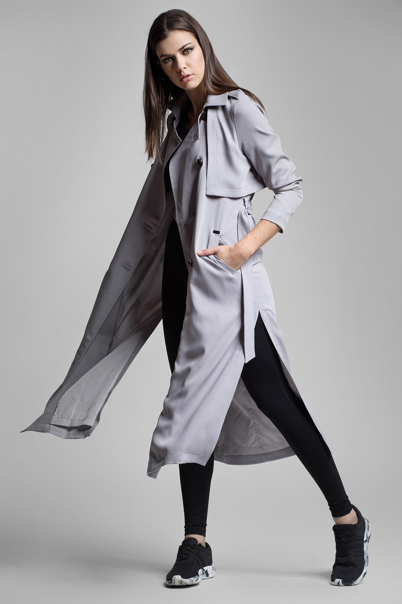 Duster Trench Coat