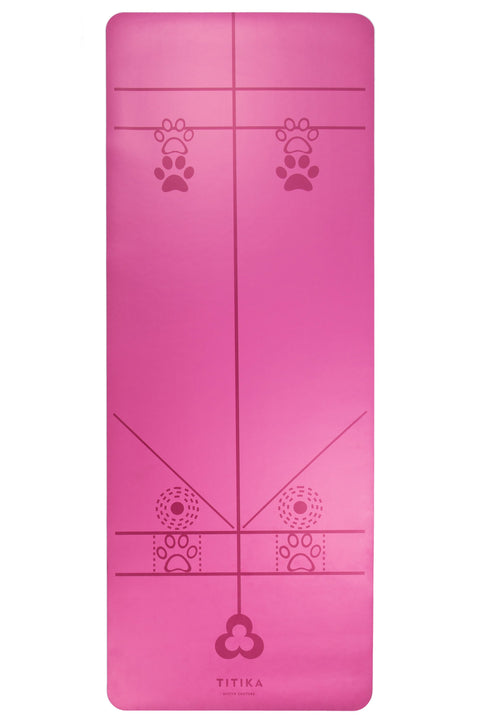 4.5mm Yoga Mat - Titika Active Couture™ (Hong Kong)