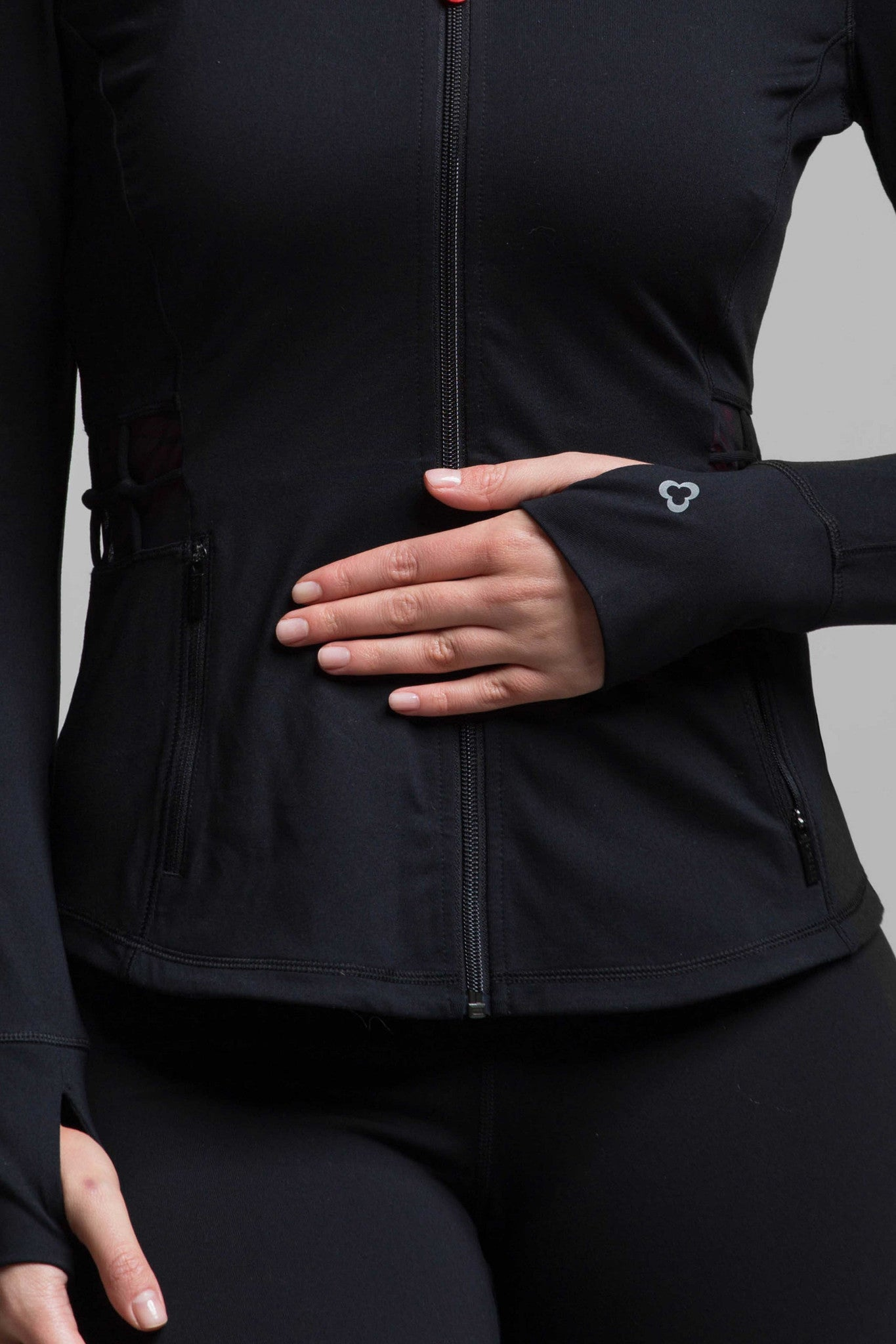 Zuri High Performance Jacket - Titika Active Couture™ (Hong Kong)