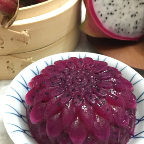 dragonfruit jelly