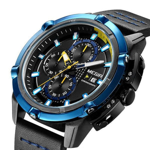 Business Watch For Men - The Creative™ Military Wrist Watch