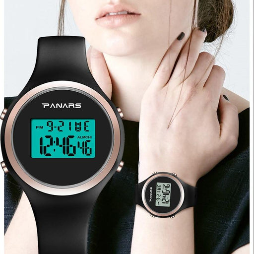 Business Watches For Women - The Panars™ Women's Electronic Sports Digital Watch