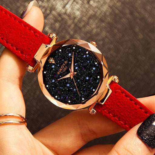 Business Watches For Women - The Xiaoya™ Luxury Personality Starry Women's Watch