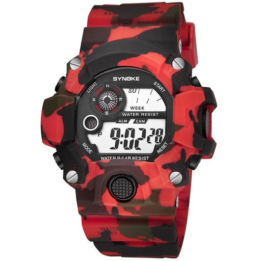 Children's Sportswatch - The Bulky Kid™ Multi-Functional Waterproof Sports Watches For Kids