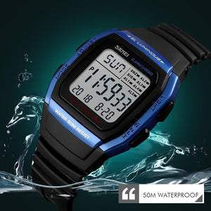 Digital Watch - The El Luminous™ Fashion Electronic Digital Men's Watches