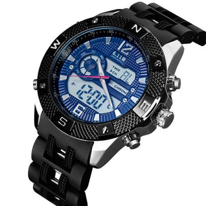 Digital Watch - The Muscly™ Men's Waterproof Military Digital Sports Watch