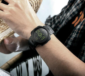 Digital Watch - The Robotic™ Fashion Fitness & Health Sports Smart Watch