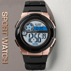 Digital Watch - The Simple Bulk™ Luxury Digital Waterproof LED Watches For Men