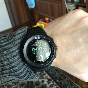 Digital Watch - The Sturdy Army™ Professional Diving Sports Waterproof Watch For Men