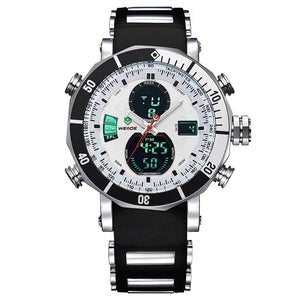 Dual Display Watch - The Dual™ Men's Digital Watch