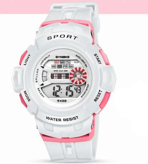 Fitness & Health Watch - The Synoke™ Multi-Function LED Digital Wristwatch