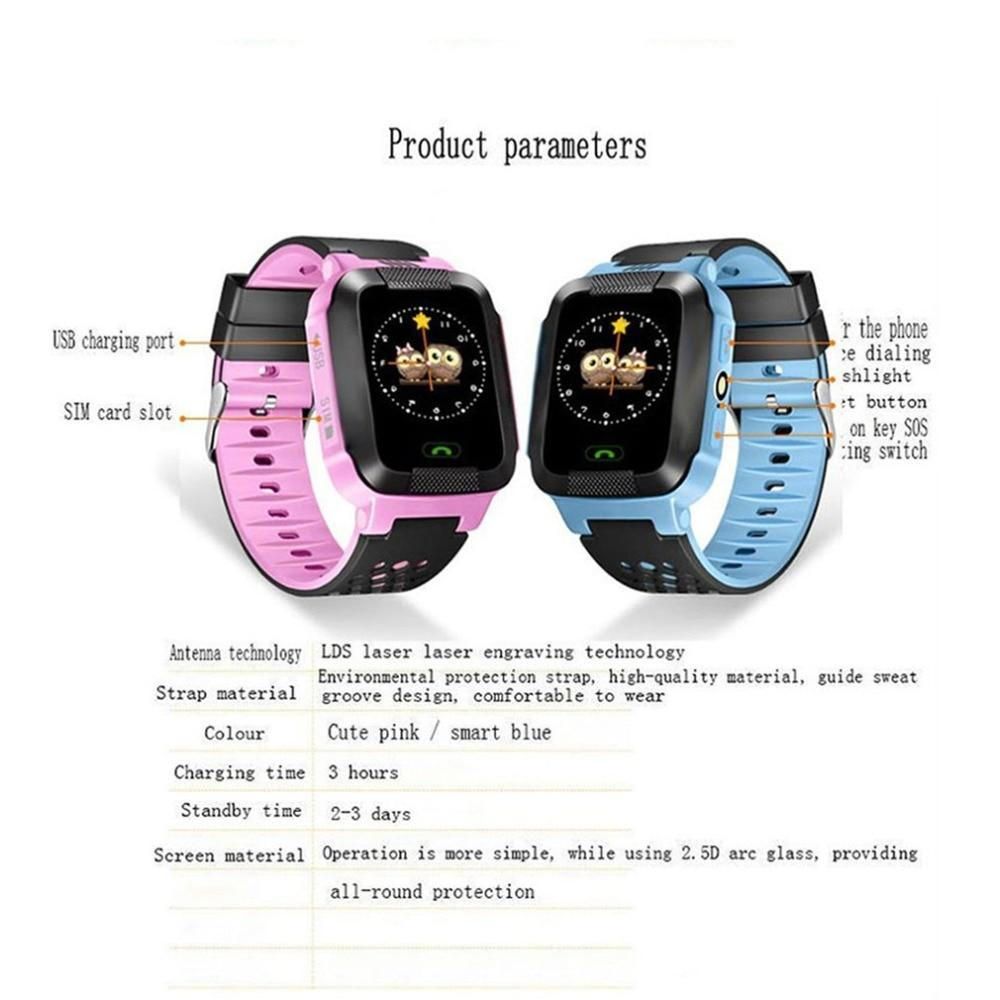 The Smart Flash™ Smartwatch With Camera & GPS Tracker For Children