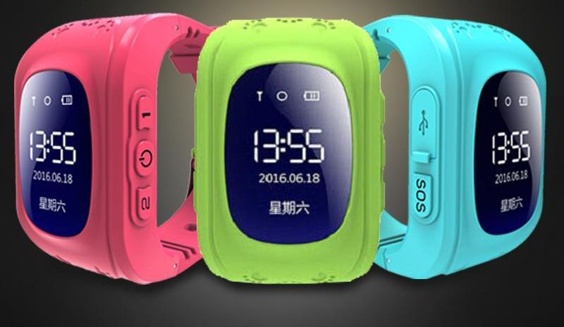 GPS Watch For Kids - The Secure™ Best Smartwatch GPS Watch Tracker For Kids For IOS & Android