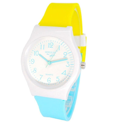 Kid's Fashion Watch - The Willis Mini™ Children's Waterproof Silicone Sports Watch