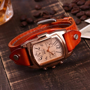 Luxury Watches For Women - The Classic Women™ New Fashion & Casual Leather Watches For Women