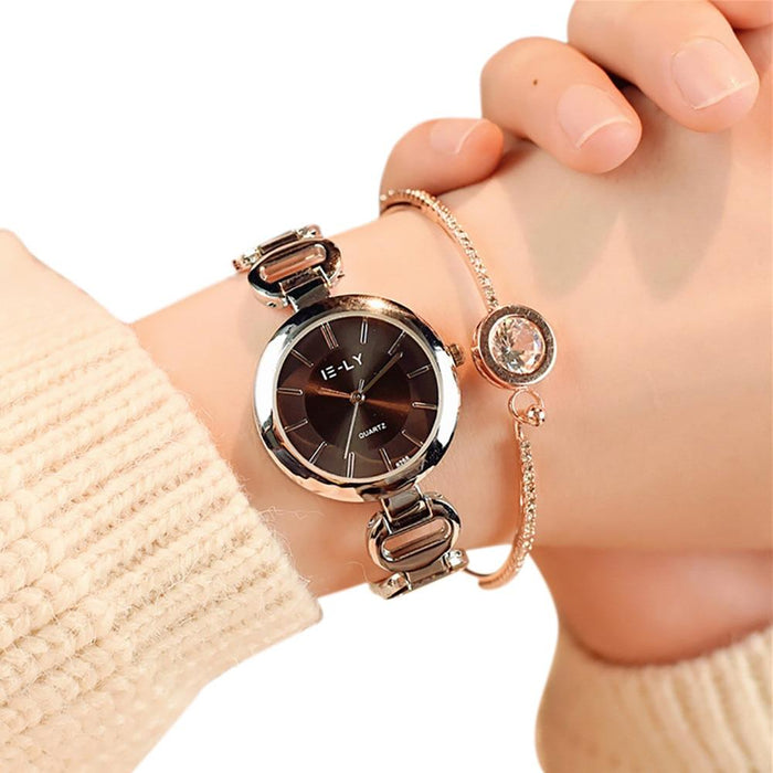 Luxury Watches For Women - The Crystal™ New Luxury Fashion Watches For Women