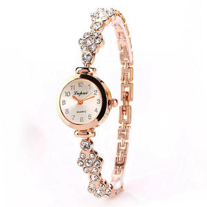Luxury Watches For Women - The Rhinestone Strap™ Bracelet Rhinestone Watches For Women
