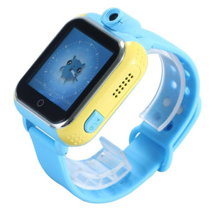 Smartwatch For Children - The Amusing™ WIFI GPS 4G Kid's Smart Watch With Emergency SOS