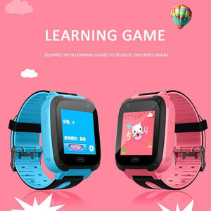 Smartwatch For Children - The Avant Garde™ Waterproof Smart Monitoring Children's Smartwatch