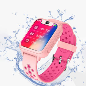 Smartwatch For Children - The Kid's Modish™ Children's Waterproof Smartwatch