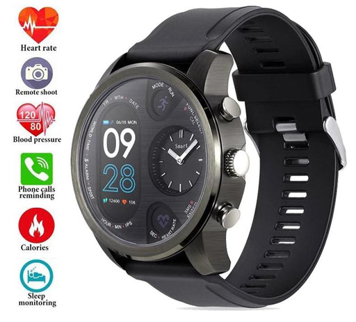 Sport Fitness Tracker 5ATM Smartwatch For Android And IOS With Blood Pressure Oxygen Heart Rate Monitor - Sport Fitness Tracker 5ATM Smartwatch For Android And IOS With Blood Pressure Oxygen Heart Rate Monitor