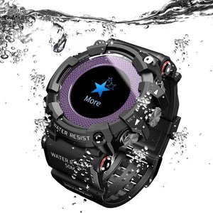 The Muscly Intel™ Waterproof Intelligent Bluetooth Smartwatch For Android & IOS - The Muscly Intel™ Waterproof Intelligent Bluetooth Smartwatch For Android & IOS