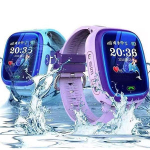 The Safe™ The Best Waterproof SmartWatch GPS Tracker For Kids - The Safe™ The Best Waterproof SmartWatch GPS Tracker For Kids