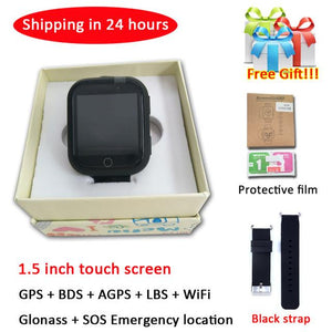 The SOS™ Call Location Device GPS Tracker Smartwatch With Touch Screen For Kids - The SOS™ Call Location Device GPS Tracker Smartwatch With Touch Screen For Kids