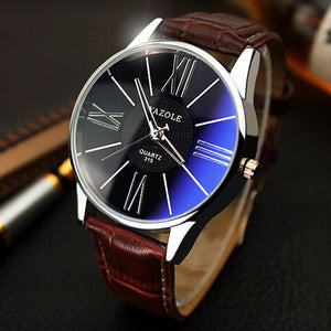 Watches - Men's Leisure Wristwatch
