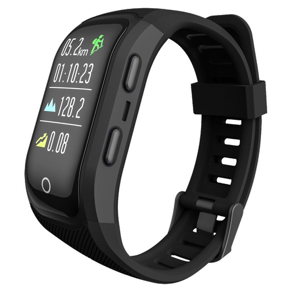 THE Best™WATERPROOF SMARTWATCH WITH GPS & FITNESS TRACKER FOR IPHONE &  ANDROID