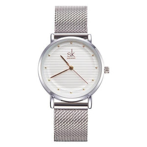 Watches - The Fashionista™ Stainless Steel Wristwatch