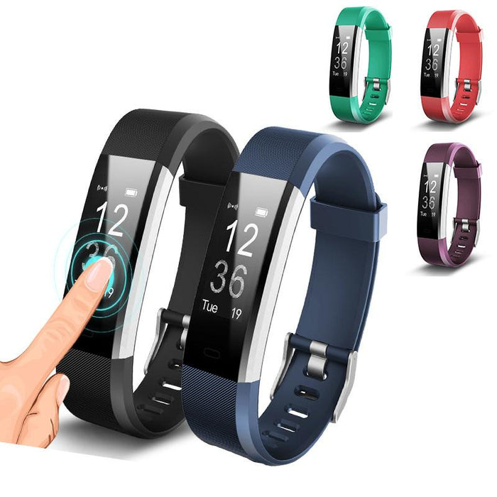Watches - The Jewel™ Smart Band Activity Tracker For Both Android And IPhone