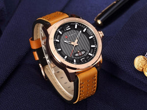 Watches - The Military™ Leather Business Luxury Casual Watch