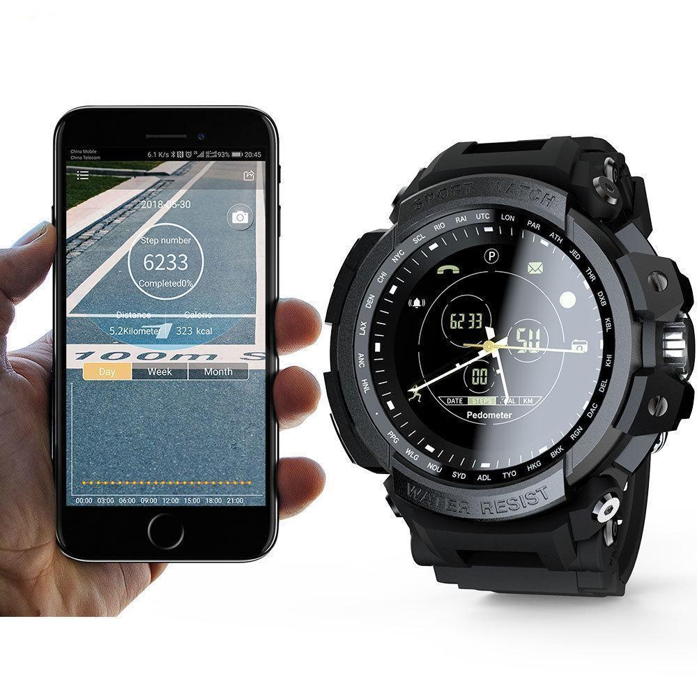 The Professional™ Waterproof Bluetooth SmartWatch For Android and iOS
