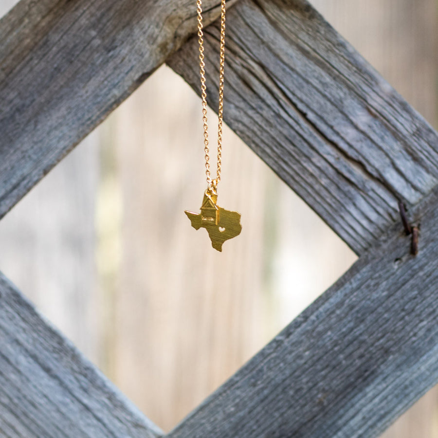 Texas Hill Country Necklace