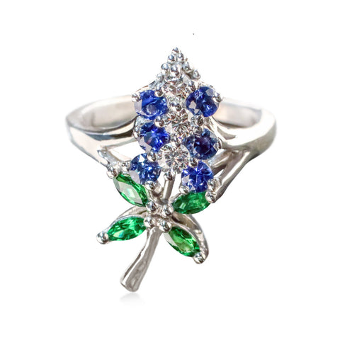 Bluebonnet Ring
