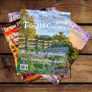 Heart of Texas Magazine Subscription